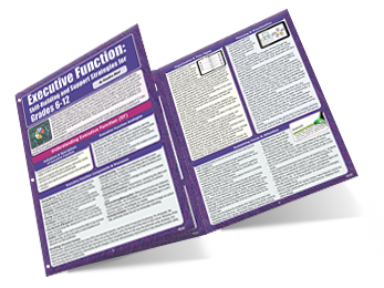 Executive Function: Skill Building and Support Strategies, Grades 6-12