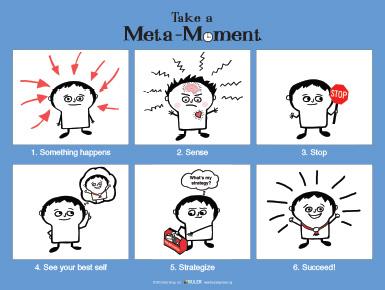 Meta Moment Poster