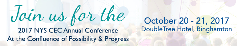 Join us for the NYS CEC Annual Conference