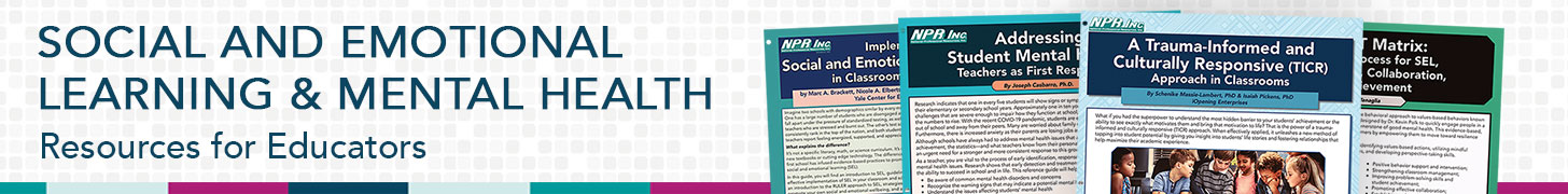 SEL and MH Resources for Educators