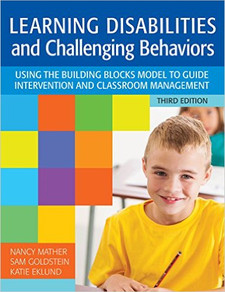 Learning Disabilities and Challenging Behaviors cover