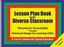 Lesson Plan Book for the Diverse Classroom: Planning for Accessibility