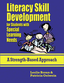 Literacy Skill Development for Students With Special Learning Needs: