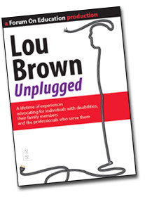 Lou Brown Unplugged : A Lifetime of Experiences