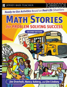 Math Stories for Problem Solving Success: Ready-to-Use Activities