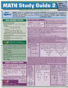 Math Study Guide 2: Algebra