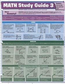 Math Study Guide 3: Geometry
