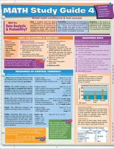 Math Study Guide 4: Data Analysis and Probability