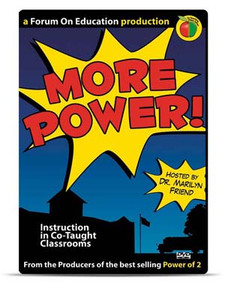 More Power! Instruction in Co-Taught Classrooms