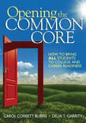 Opening the Common Core:
