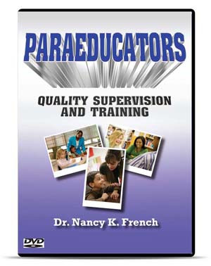 Paraeducators: Quality Supervision Training