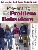 Preventing Problem Behaviors: Schoolwide Programs