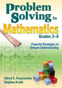 Problem Solving in Mathematics Grades 3-6: