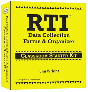 RTI Data Collection Forms