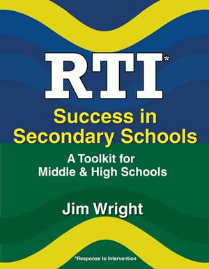 RTI Success in Secondary Schools