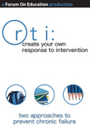 RTI: Create Your Own Response to Intervention: Two Approaches