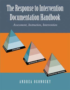 The Response to Intervention Documentation Handbook