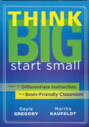 Think Big Start Small: How to Differentiate Instruction