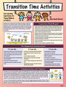 Transition Time Activities: Fun Learning Experiences for Young Children in PreK to K