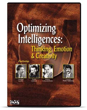 Optimizing Intelligences DVD