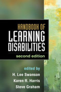 Handbook of Learning Disabilities, 2nd Edition