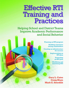 Effective RTI Training and Practices