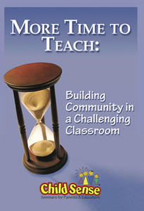 More Time to Teach: Building Community in a Challenging Classroom
