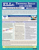 ELLs: Thinking Skills and CSS, cover