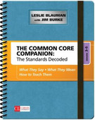 The Common Core Companion Grades 3-5