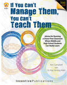 If You Can't Manage Them, You Can't Teach Them
