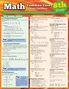Math Common Core State Standards: 8th Grade