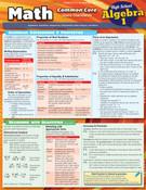 Math Common Core State Standards: High School, Algebra 1