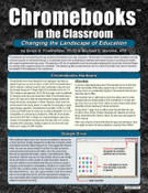 Chromebooks in the Classroom cover