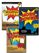 More Power, Releasing the Power, Instructional Power