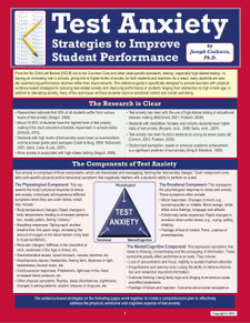 Test Anxiety: Strategies to Improve Student Performance
