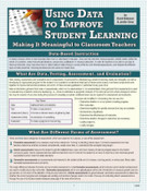 Using Data To Improve Student Learning