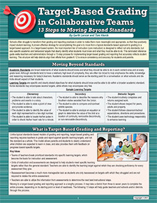 Target-Based Grading in Collaborative Teams, Cover