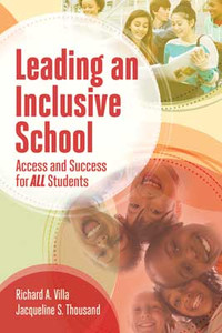 Leading an Inclusive School - cover
