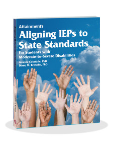 Aligning IEPs to State Standards