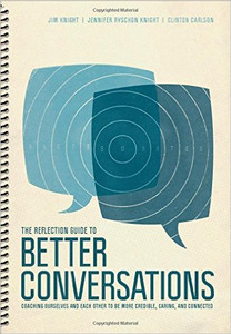 Reflective Guide to Better Conversations - Cover