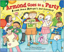 Armond Goes to a Party, cover