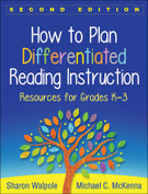 How to Plan for Differentiated Reading Instruction K-3