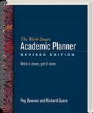 Work Smart Academic Planner