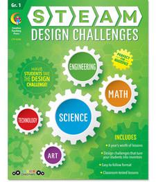 STEAM Design Challenges, Grade 1 (STE1)