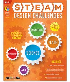STEAM Design Challenges, Grade 2 (STE2)