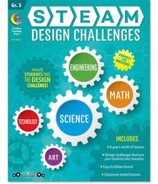 STEAM Design Challenges, Grade 5 (STE5)