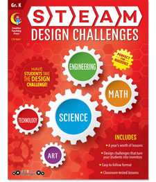 STEAM Design Challenges, Grade K (STEK)