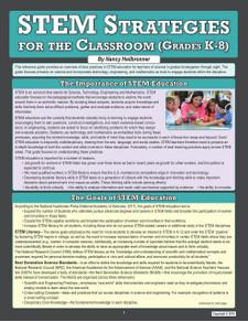 STEM Strategies Grades K-8