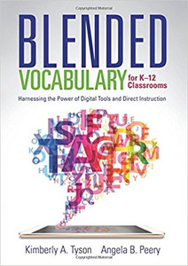 Blended Vocabulary for K-12 Classroom