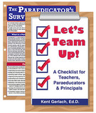 SPECIAL OFFER: Let's Team Up! A Checklist for Teachers, Paraeducators & Principals + Free Guide